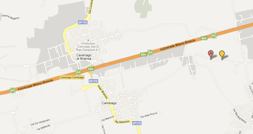 Cowo Cavenago/Milano - A 1 km dal casello Cavenago/Cambiago