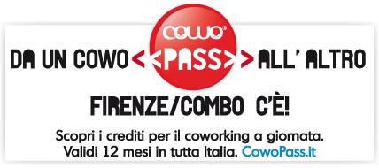 CowoPass - Coworking a giornata in tutta Italia