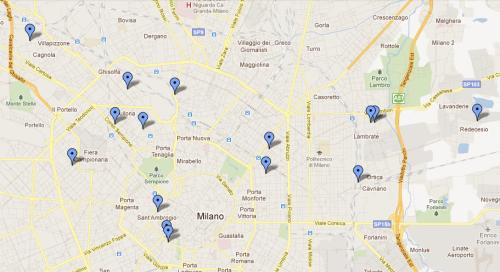 Il network di spazi di coworking Cowo conta 15 spazi a Milano (settembre 2011)
