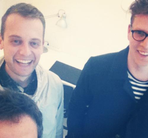designers at coworking fuorisalone, via ventura 3