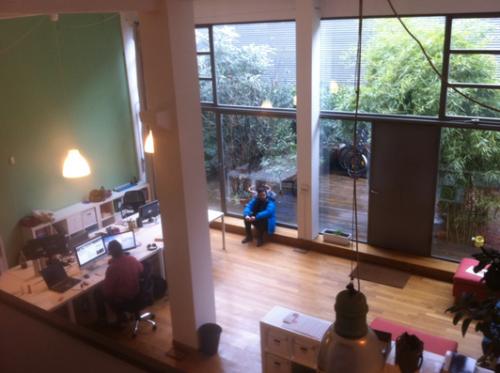 Spazio Coworking presso Otto Film