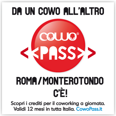 CowoPass Monterotondo Roma